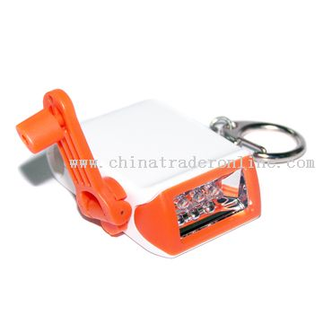 Mini Dynamo Flashlight