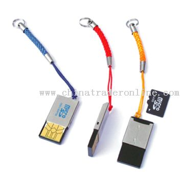 Mini USB Card Reader