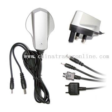 Mobile phone travel charger from China