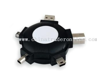 Multi-function USB Adapter(5 in 1)