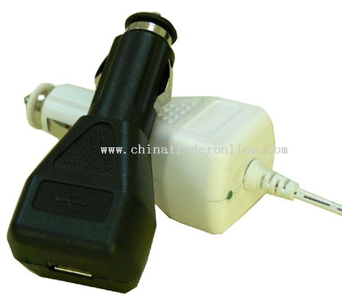 5W Series DC / DC Car Charger