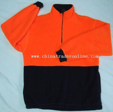 Safety Polar Fleece Jacket