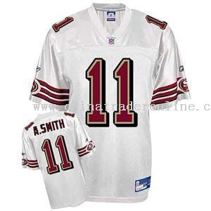 Alex Smith Jersey - San Francisco 49ERS Jerseys