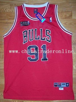 BULLS NBA Jerseys