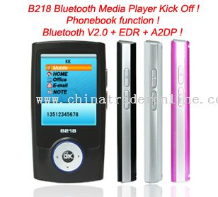 Bluetooth MP4