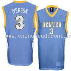 Iverson Jersey from China