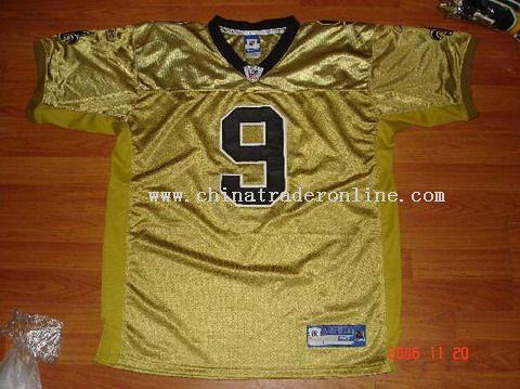 custom nfl jersey from China