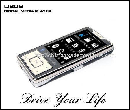 2.4 QVGA TFT LCD Screen Bluetooth MP4 player