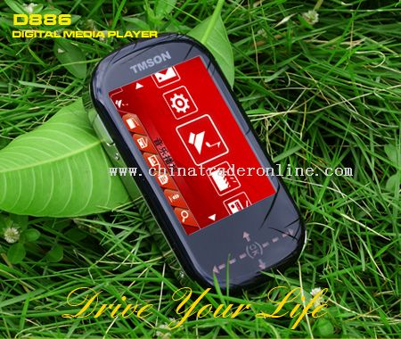 2.4 QVGA TFT LCD Screen Touch Button MP4