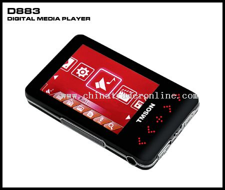 2.4 QVGA TFT LCD Screen Touch Button MP4 Player