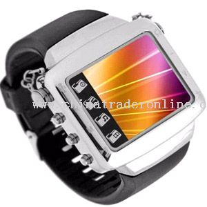 1.5 inch watch mp4 /mp3 2GB Brand new