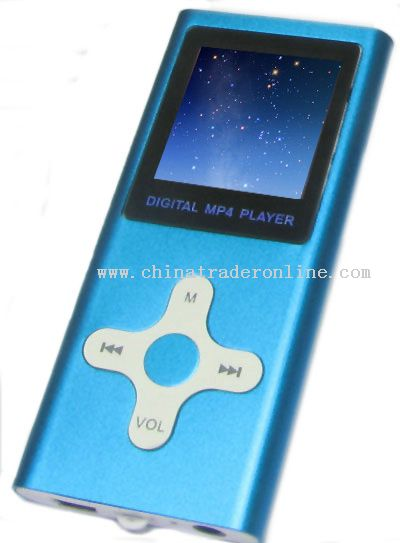 1.8-inch TFT 1G MP4 MP3 2ND+FM Radio+Video Musi+Gift five colors Available