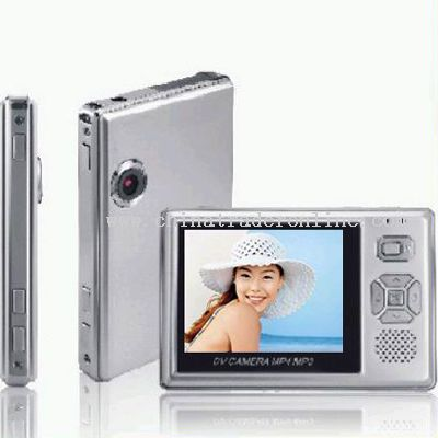2.4 Inch Screen 2GB MP4 26M Pixel New style With Digital Camera