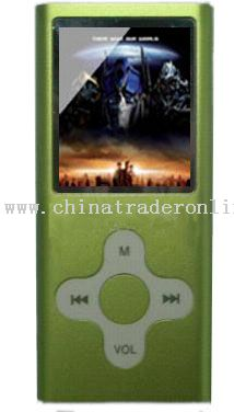 2G 1.8-inch TFT MP4 MP3 2ND+FM Radio+Video Musi+Gift five colors Available