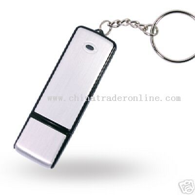 Brand New CP601 8GB USB 2.0 Flash Drive with Keychain