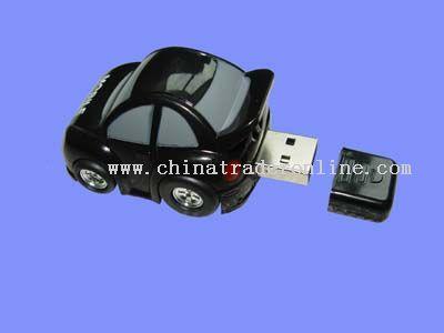 Car shape usb flash drive from China