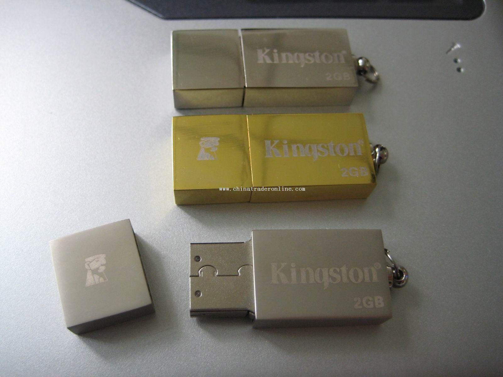 Metal usb flash drive from China