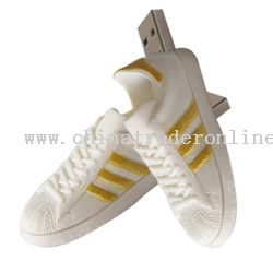 Shoes shape usb flash drive from China