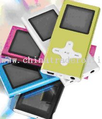 special 1.8-inch TFT 4GB 2ND MP4 mp3 FM Radio+Video Musi + five colors Available 260k LED screen