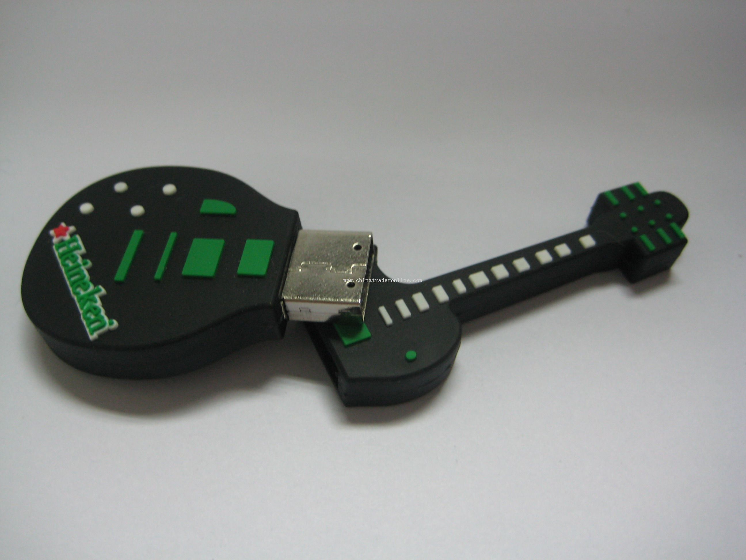 violin shape usb