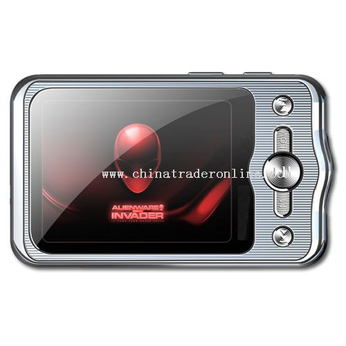 2.4 inch MP5 player-Metal-Speaker-FM radio-2GB-3D sound-Mini SD