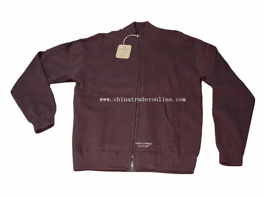Flat Knited Jacket