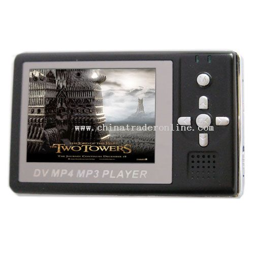 MP5 Game Player 1GB 3.0-inch LCD 2M Pixel SD/MMC Card