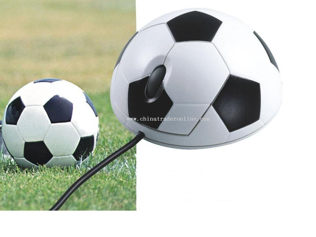 Football Shape Mouse 3D Mouse