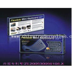 Flexible Mini Keyboard
