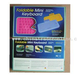 Foldable Mini Keyboard