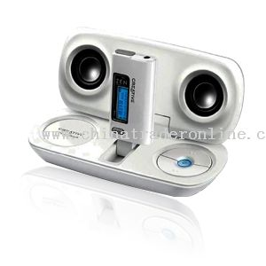 Mini Ipod Speakers from China