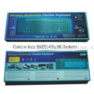 Neutrality keyboard from China