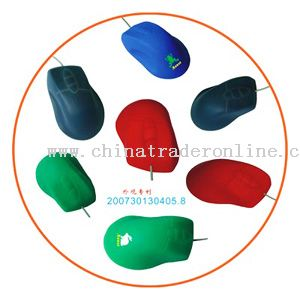 Silicone Mouse