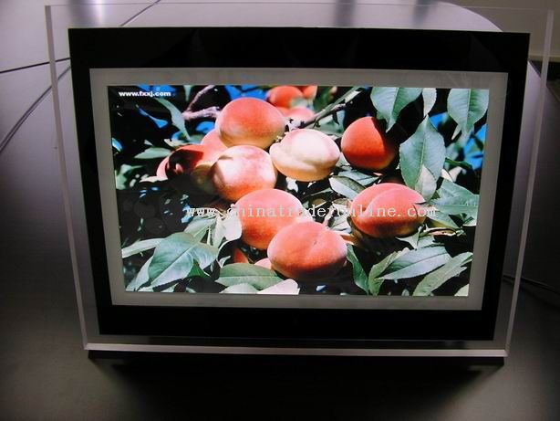 11 inch 16:9 size Active Matrix TFT LCD display Digital Photo Frame