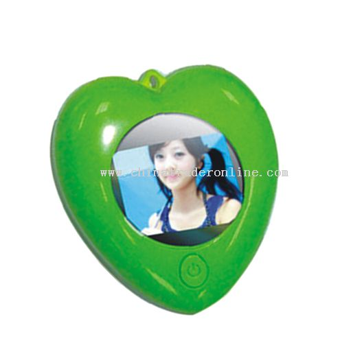 1.1 inch CSTN-LCD Digital Photo Frame from China