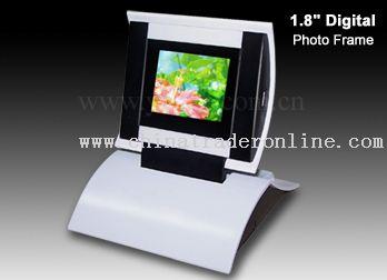 1.8 digital photo frame