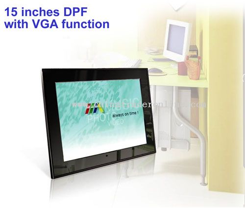 15 inch digital TFT LCD Digital Photo Frame