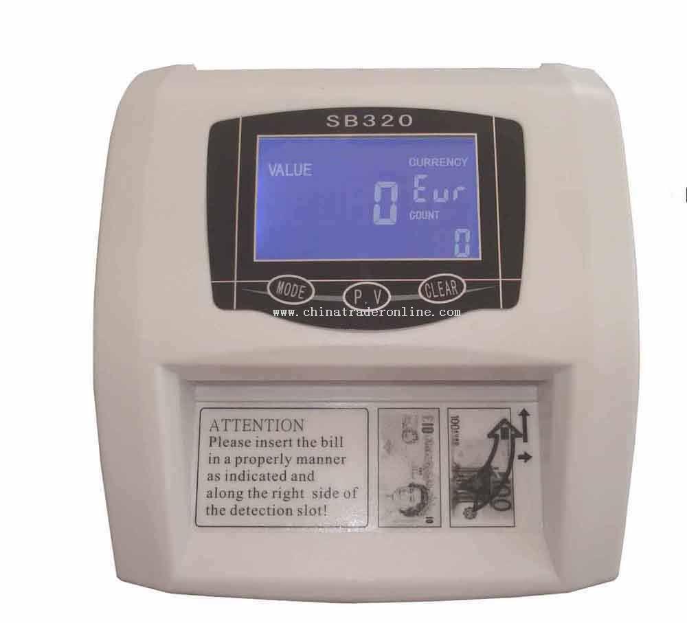 Euro Money Detector