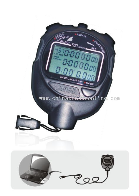 500 lap Professional Stopwatches