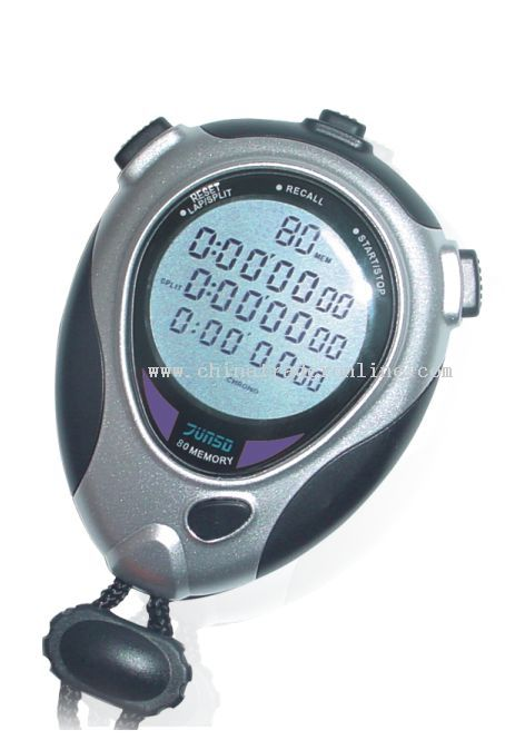 80 lap Professional Stopwatches