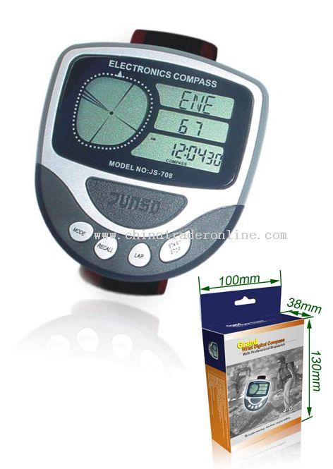 Grand Wrist Digital Compass