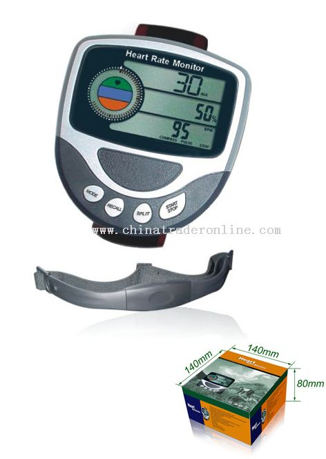 Heart rate Monitor with Compass