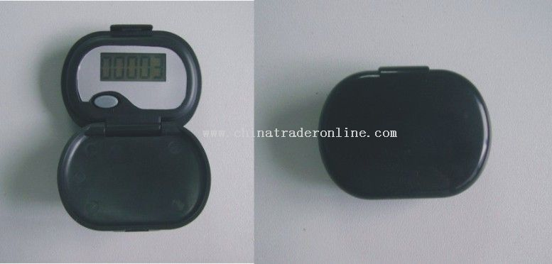 Large LCD PEDOMETER