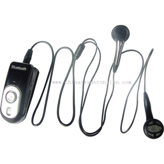 Stereo Bluetooth Headset from China