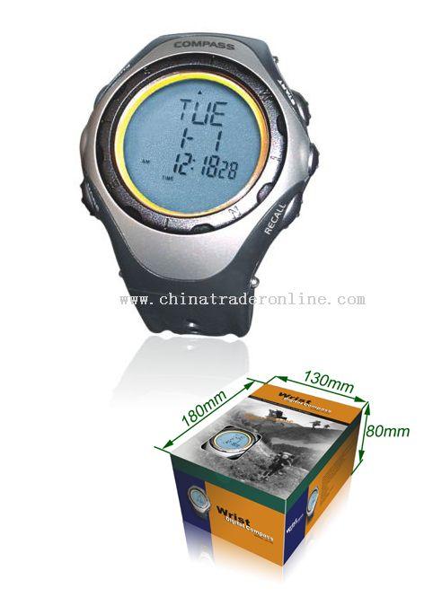 Wrist Digital Compass