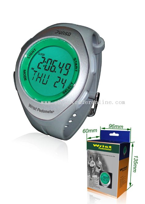Wrist Pedometer