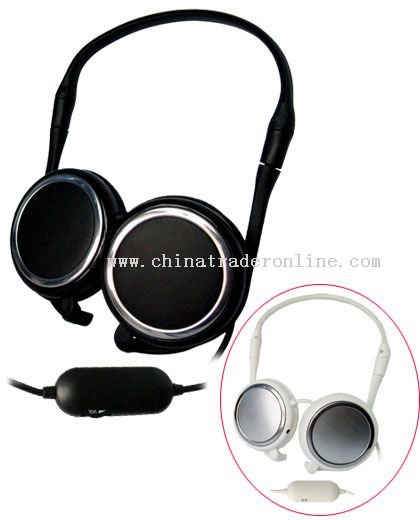 Dynamic Stereo Headphone