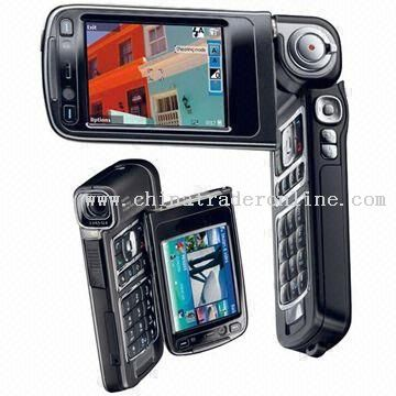 3.15-megapixel 3G Phone with Infrared Bluetooth and WLAN Function