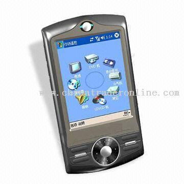 3G Phone with 2.8-inch Touch Screen and Built-in Speaker