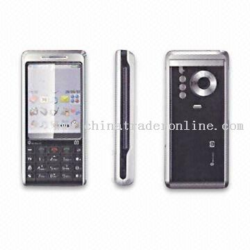 GPRS TV Mobile Phone with Dual SIM Card from China